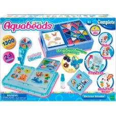 Aquabeads Набор Студия Делюкс с формой-перевертышем