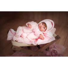 Arias Reborns Пупс новорождённый Blanca 45 см