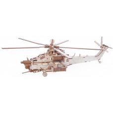Армия России Ударный боевой вертолет (241 деталь)