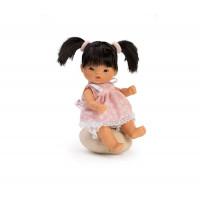 ASI Кукла пупсик 20 см 125290