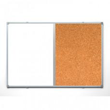 Attache Доска для информации комбинированная 60х90 см