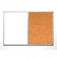 Attache Доска для информации комбинированная 90х120 см