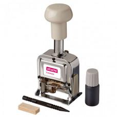 Attache Нумератор автоматический 8-и разрядный 4.8 мм