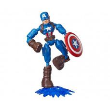 Avengers Фигурка Бенди Мстители Капитан Америка 15 см