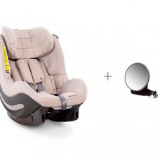 Автокресло Avionaut AeroFix RWF и зеркало для наблюдения за ребенком в автомобиле Forest