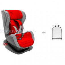 Автокресло Avionaut Glider и ROXY-KIDS Защитная накидка на спинку сидения
