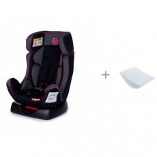 Автокресло Baby Care Nika и вкладыш для горизонтального положения в автокресло Автомалыш