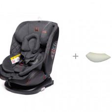 Автокресло Baby Care Shelter Isofix с анатомической подушкой-вкладышем ProtectionBaby