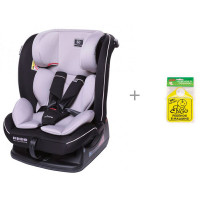 Автокресло Baby Care Troner и Знак автомобильный Baby Safety Ребенок в машине
