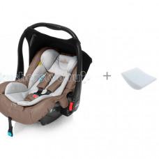 Автокресло Baby Design Leo с вкладышем для горизонтального положения в автокресло Автомалыш