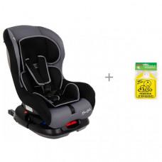 Автокресло BamBola Bambino Isofix и автомобильный знак Ребенок в машине Baby Safety