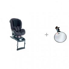 Автокресло BeSafe iZi Comfort X3 Isofix с зеркалом BeSafe Baby Mirror для контроля за ребенком