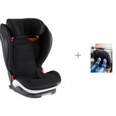 Автокресло BeSafe iZi Flex Fix i-Size с защитой сиденья из ткани АвтоБра
