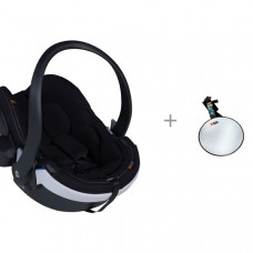 Автокресло BeSafe iZi Go Modular X1 i-Size Premium Car Interior Black с зеркалом Baby Mirror BeSafe