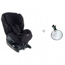 Автокресло BeSafe iZi Kid X3 i-Size c зеркалом BeSafe Baby Mirror для контроля за ребенком