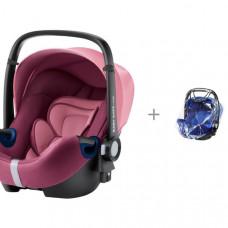 Автокресло Britax Roemer Baby-Safe2 i-size и Дождевик для автолюлек Baby-Safe
