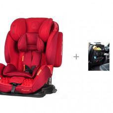 Автокресло Coletto Vivaro Isofix с органайзером на спинку сидения АвтоБра