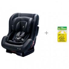 Автокресло Daiichi First 7 Plus и знак автомобильный Ребенок в машине Baby Safety