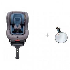 Автокресло Daiichi First 7 Plus Isofix с зеркалом BeSafe Baby Mirror для контроля за ребенком