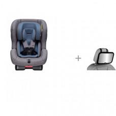 Автокресло Daiichi First 7 Plus с зеркалом для наблюдения за ребенком Nuovita Speculo plastico