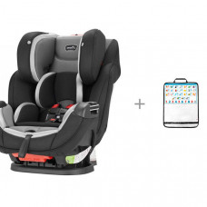 Автокресло Evenflo Symphony 34612 с защитной накидкой на спинку сиденья автомобиля ProtectionBaby