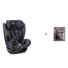 Автокресло Happy Baby Spector и АвтоБра Защита спинки сиденья от грязных ног ребенка