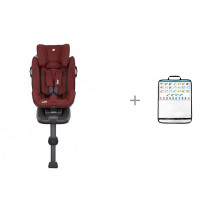 Автокресло Joie Stages Isofix и ProtectionBaby Защитная накидка на спинку переднего сиденья автомобиля