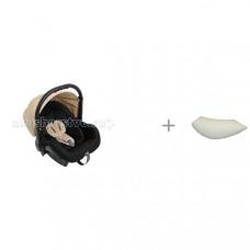 Автокресло Mr Sandman Carlo с анатомической подушкой-вкладышем ProtectionBaby
