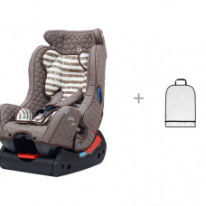 Автокресло Rant Top-Line Story line и защитная накидка на спинку сидения ROXY