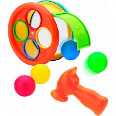 B kids Игровой набор для детей Арена с молоточком