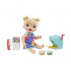 Baby Alive Кукла Малышка и макароны