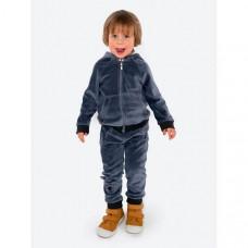 BabyBunny Костюм детский велюровый (брюки, толстовка) Мишка