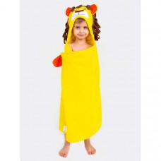 BabyBunny Полотенце с капюшоном Лев