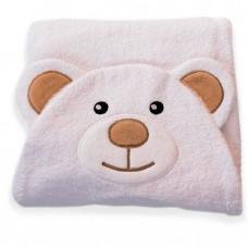 BabyBunny Полотенце с капюшоном Мишка