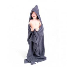 BabyBunny Полотенце с капюшоном с кисточкой XL 155х100