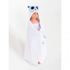 BabyBunny Полотенце с капюшоном Совушка