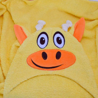 BabyBunny Полотенце с капюшоном Жираф