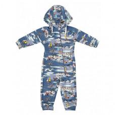 Babyglory Комбинезон для мальчика Капитан KT004