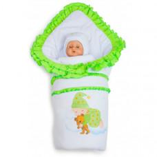 Babyglory Комплект на выписку Соня весна-осень (4 предмета)