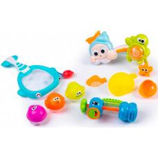 BabyHit Набор игрушек для ванной Aqua Joy 3