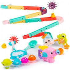 BabyHit Набор игрушек для ванной Aqua Joy 4