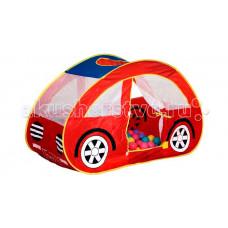 BabyOne Ching-Ching Игровая палатка Машина + 100 шаров