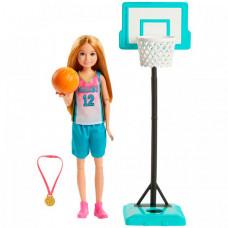 Barbie Игровой набор Спортивные сестренки