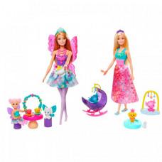 Barbie Игровой набор Заботливая принцесса