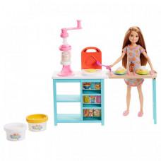 Barbie Игровой набор Завтрак со Стейси