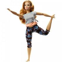 Barbie Кукла Безграничные движения