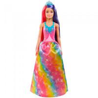 Barbie Кукла Дримтопия Принцесса с длинными волосами
