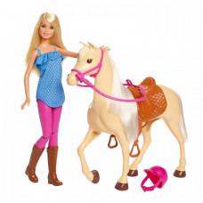 Barbie Кукла Наездница