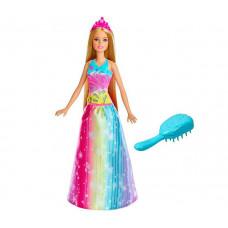 Barbie Кукла Принцесса Радужной бухты