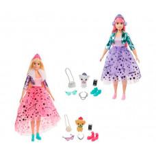 Barbie Кукла Семья Приключения принцессы Нарядная принцесса